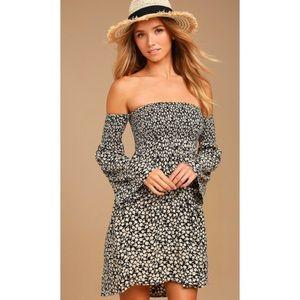 Lulu's Dresses - Night Fox Dress